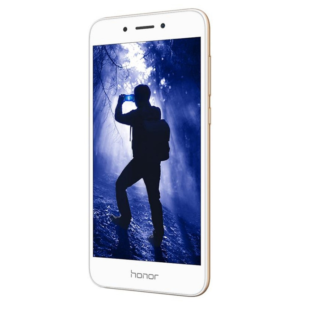 Dropshipping Original Huawei Honor 6A DLI-AL10 2GB+16GB 5.0 inch EMUI 5.1 OS Octa Core Smart Phone with Free Gift