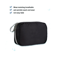 Waterproof Hanging Toiletry Bag Detachable for Cosmetic Shaving