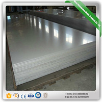 DIN grade 400 grade 8K finish Stainless Steel Sheet/plate