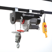 HIGH SPEED MINI ELECTRIC CABLE HOIST WT-600/1200