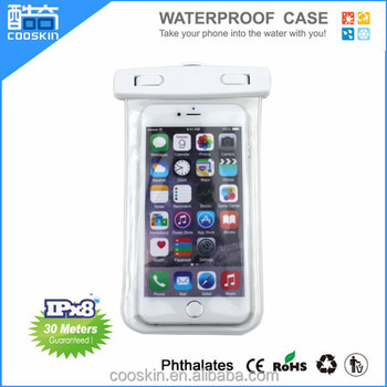 2015 multi-color universal waterproof phone case