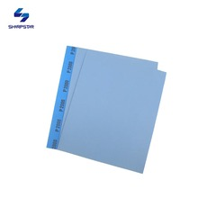 Auto Refinishing Silicon Carbide Waterproof Abrasive Sand Paper