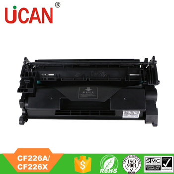 Factory wholesale price compatible hp CF226A toner cartridge