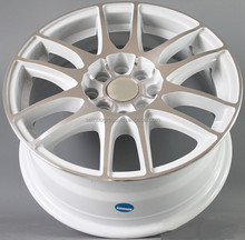 112*5 mm Made in China Quality Assured And Black machine face or As your request Car Alloy Wheel
