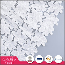 New Arrival beautiful soft handfeel indian lace embroidery tulle fabric
