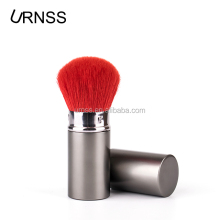 Hotsale 2017 New Fashion 1 Pcs single Makeup Brush Women Professional Telescopic Wool Cosmetics Brush