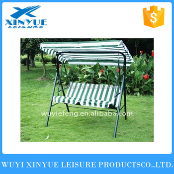 rattan double swing chair parts