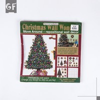 Free Samples Christmas Decoration Stickers