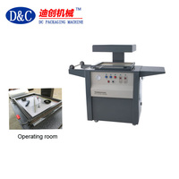 TB-390 2018 New type high efficient Semi-automatic Skin-vacuum circuit board wrapping machine price