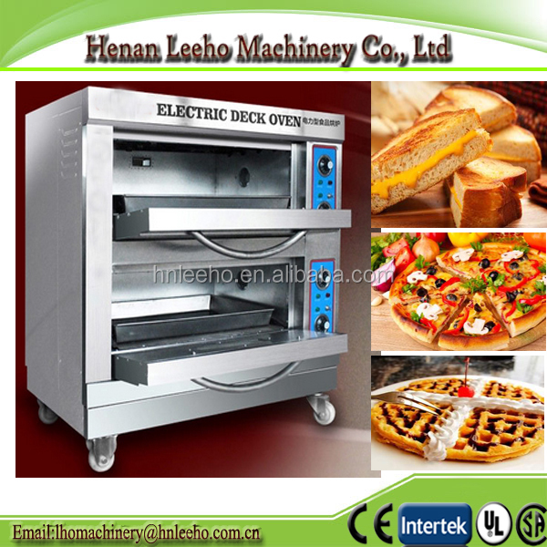 commercial electric bread/pizza/cake/muffin baking oven
