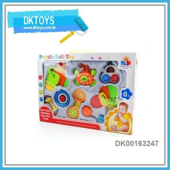 New Style Fashional Teeth Rattle Toys