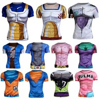 wholesale custom printed dragon ball t shirt
