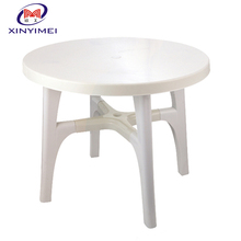 XYM Furniture outdoor furniture cheap plastic table and chair