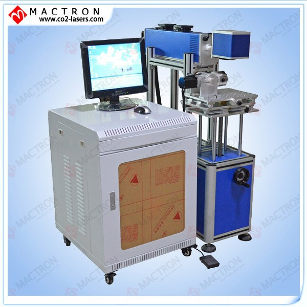 Laser Faceting Machine , Dot Pin Marking Engraving Machine