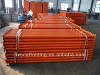ADTO Scaffolding part Q235 building steel props for construction material
