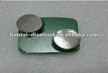Abrasive polishing blocks for floor grinding avaliable in soft mudium hard bond