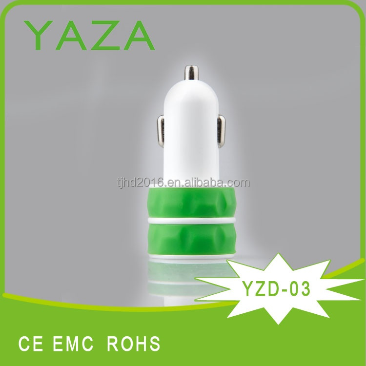 YZD-03 3.1a 12V-24V Usb Car Wireless Mobile Charger