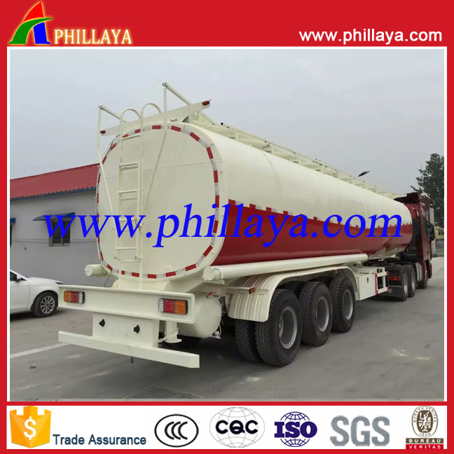 China directly manufacturer new product fuel tanker semi trailer