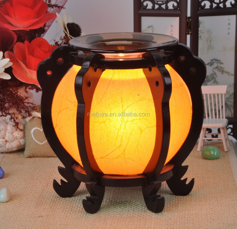 New product decorative wooden candle holder of China supplier M0083