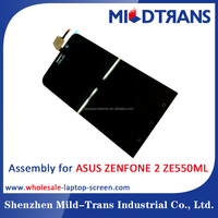 China Smart phone Assembly Lcd+Touch Wholesale for ASUS ZENFONE 2 ZE551ML