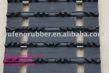 Bombardier snowmobile rubber track/Skidoo/yamaha/snowmobilr parts/snowmobile trailers