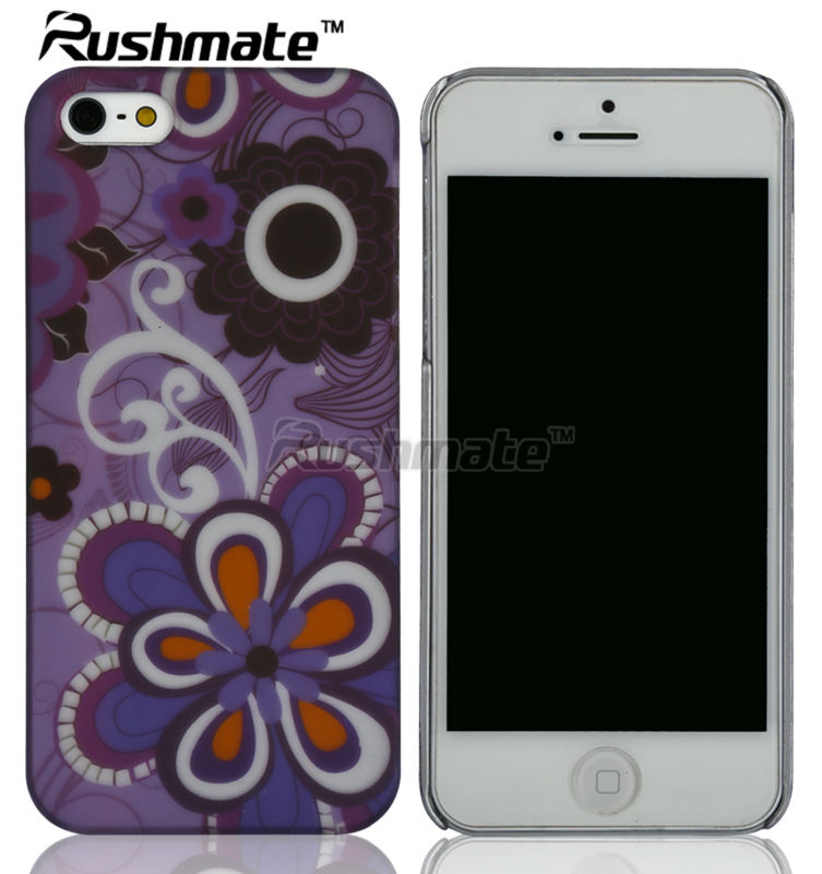 For Apple iphone 5G Fashion Hard Design Case Supplier in China