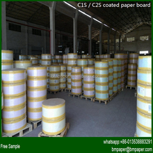 High Standard Raw Materials Custom Shape Printed Absorbent Paper Jumbo Roll