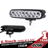 40w super bright led work light for 4x4 off road day time running light
