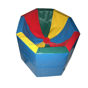 Soft Baby Gym Ocean Ball Pool Indoor Soft Play Equipment