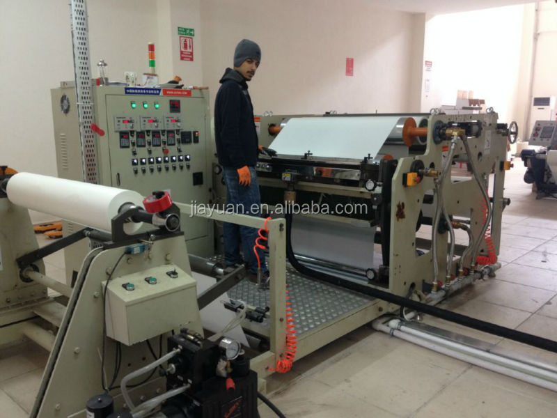 Ruian jiayuan Seam Sealing Tapes UV resistant hot melt extruding coating machine for fabric label, non-woven label, carpet label