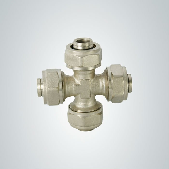 LDM-BF301 Brass Compression <strong>Fittings</strong> for PEX-AL-PEX Pipe