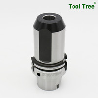 Tool Tree HSK-SLN High Speed Collets Chuck Tool Holders for CNC Machine Lathe