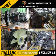 original isuzu diesel engine 6HK1 4HK1 4BG1 4JJ1 6BG1 6WG1 for excavator