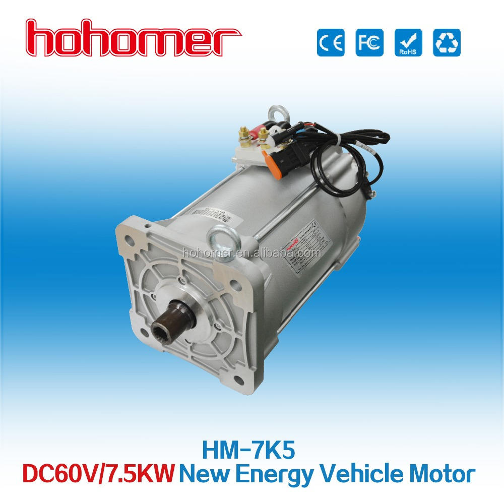 factory direct sale durable face mount electric motor for garbage truck