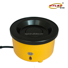 80w Hot Glue Pot Electric Melting Pan for Hands Free Floral Crafts Wax Soap Crayons