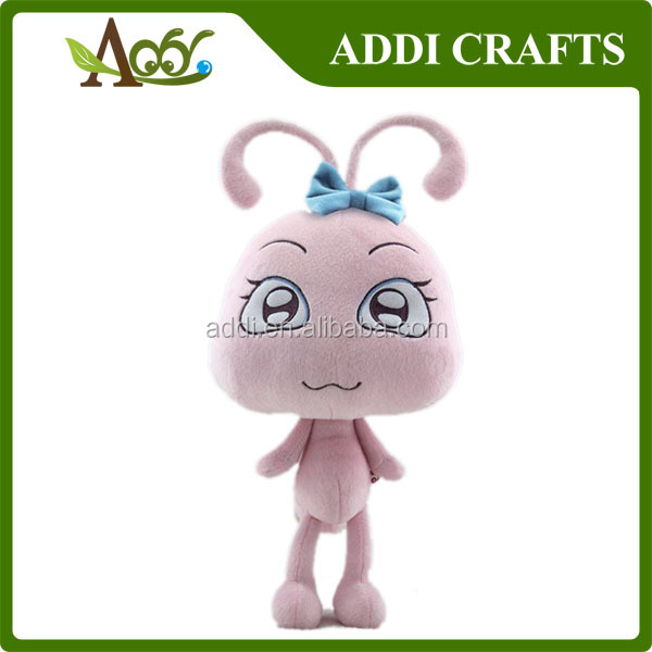 We love it!!! Animated Plush Ant Toy, Custom Plush Toy