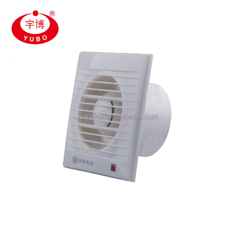 Household Plastic European Ventilation Fans Series of wall panels extractor de aire KHG-100-A 120-A 150-A 200-A