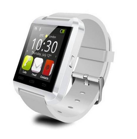 U8 Smart Bluetooth Watch WristWatch with Message Push Answer Call for iPhone 4/4S/5/5S Samsung S4/Note 2/3 Android smartphones