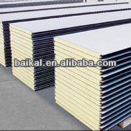 removable pu sandwich wall panel