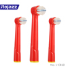 red home use adult brand electric toothbrush changeable head