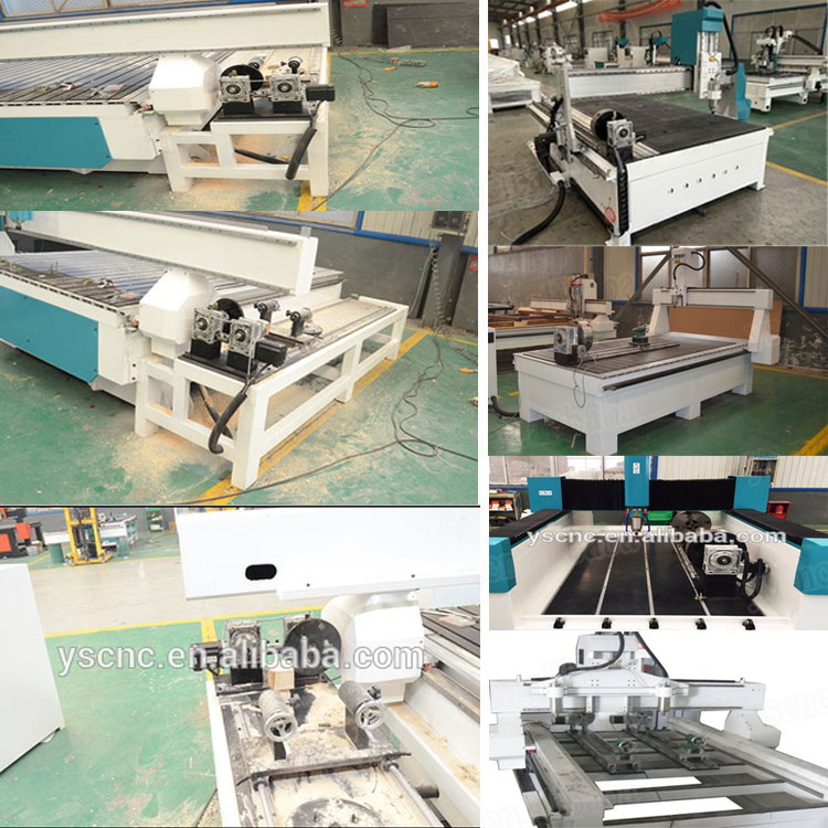 Portable atc cnc router wood carving machine cheap cnc wood lathe machine engraver rotary axis used woodworking machine