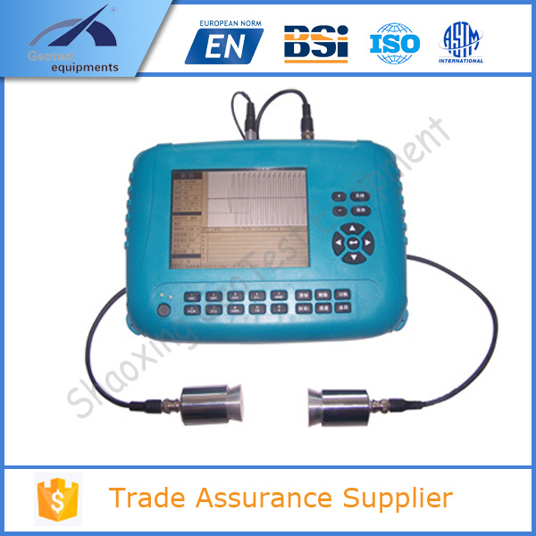 C62 Nonmetal Ultrasonic Detector Concrete Ultrasontic Flaw Crack Tester