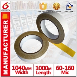 Embroidery Acrylic Adhesive Double Sided Tape,Tissue Double Sided Tape china supplliers