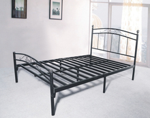 50mm thickness Metal bed frame model 7312Q for Bedroom furniture