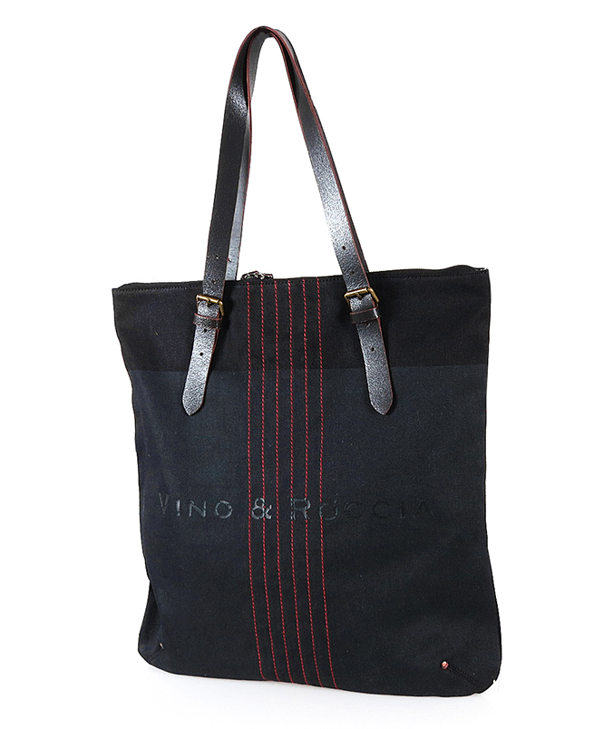Unisex Fashion Canvas Tote Fashion with Adjustable Shoulder Straps