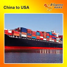 Shanghai freight forwarder to New York USA