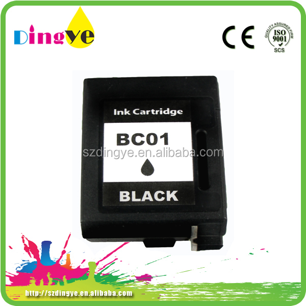 Printer supplies for Canon BC01 the cartridge for BJ-210S/200/200H/230/240/250SP/265SP