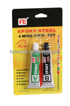 Epoxy plastic Glue