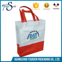 New Resumable Non Woven Packaging Shopping Bag With Logo Printing