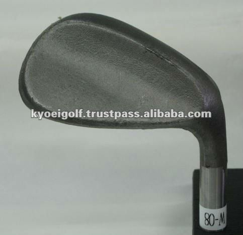 forged golf irons W-08 Made in Japan